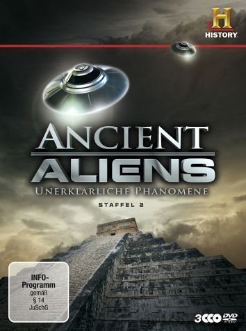 DVD »Ancient Aliens - Unerklärliche Phänomene,...«
