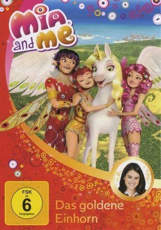 DVD »Mia and Me - Das goldene Einhorn«