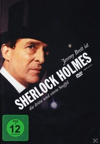 DVD »Sherlock Holmes - Season 3 & 4«