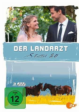 DVD »Der Landarzt - Staffel 20 (3 Discs)«