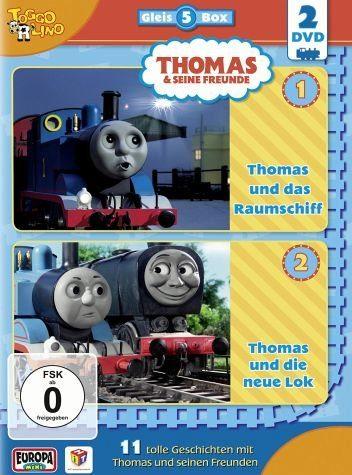 DVD »Thomas & seine Freunde - 11 tolle Geschichten...«