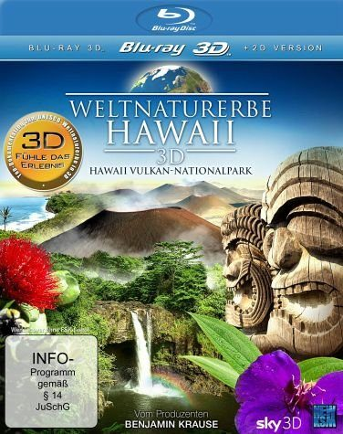 Blu-ray »Weltnaturerbe Hawaii - Hawaii...«