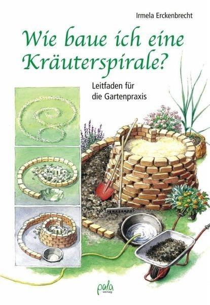 Gebundenes Buch »Wie baue ich eine Kräuterspirale?«
