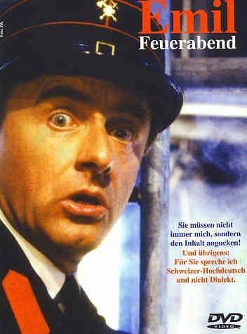 DVD »Emil Steinberger - Feuerabend«