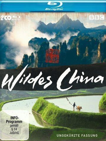Blu-ray »Wildes China (Ungekürzte Fassung, 2 Discs)«