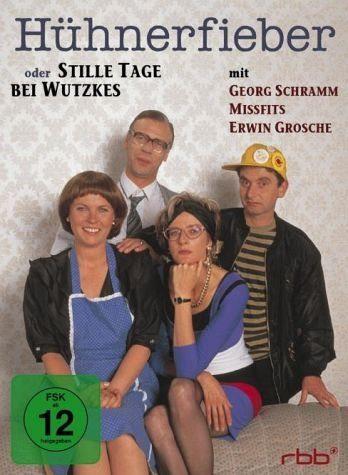 DVD »Hühnerfieber oder stille Tage bei Wutzkes«