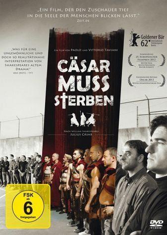 DVD »Cäsar muss sterben«