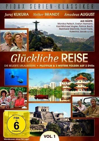 DVD »Glückliche Reise - Vol. 1 (2 Discs)«
