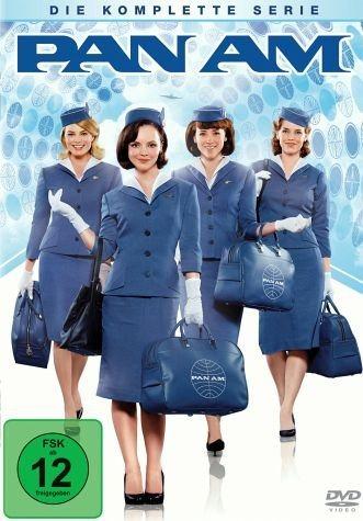 DVD »Pan Am - Die komplette Serie (4 Discs)«