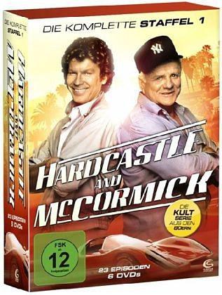 DVD »Hardcastle and McCormick - Die komplette 1....«