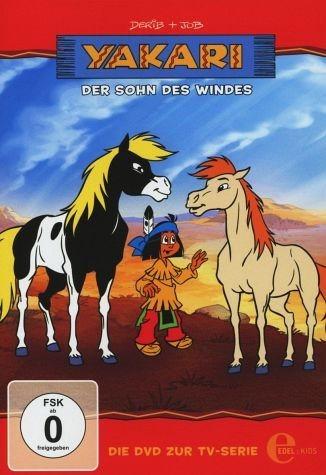 DVD »Yakari - Der Sohn des Windes«