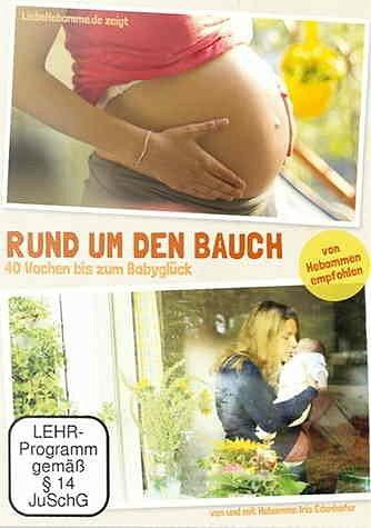 DVD »Rund um den Bauch - 40 Wochen bis zum...«