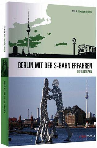 DVD »Der Ring - Berlin mit der S-Bahn erfahren - 2...«