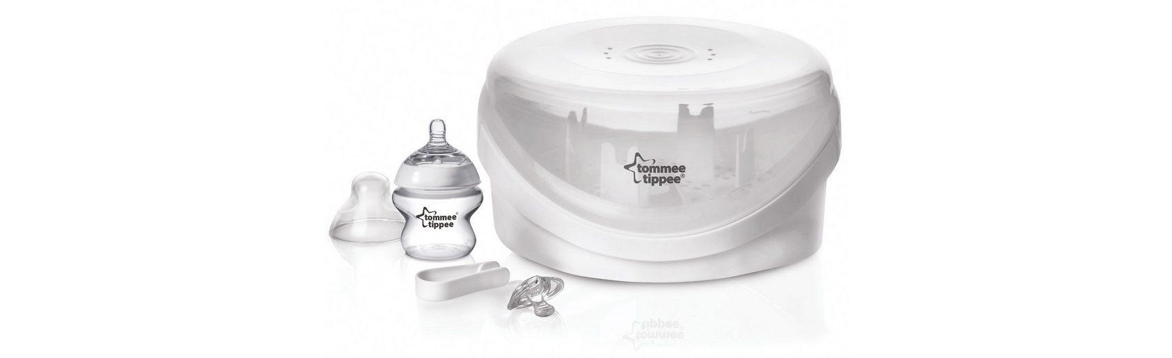 Tommee Tippee Mikrowellen- Sterilisator Set