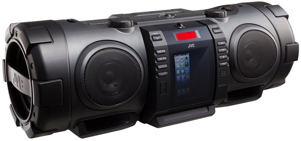 JVC Boomblaster »RV-NB75BE«