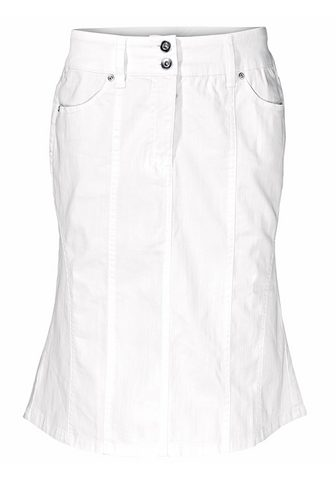 CASUAL юбка джинсовая с Nieten