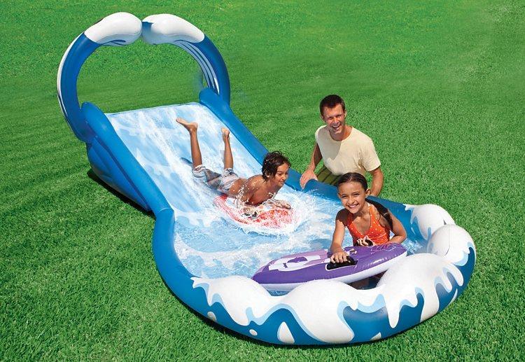 Intex Kinder Wasserrutsche, »Surf N Slide«