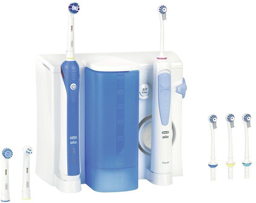Oral-B, Mundpflege, CenterProfessional Care Center 2000 in dunkelblau/weiß