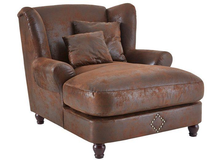 home affaire ohrensessel bigby online kaufen otto. Black Bedroom Furniture Sets. Home Design Ideas