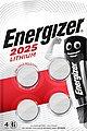 Energizer »CR2025« Knopfzelle, CR2025, Bild 1