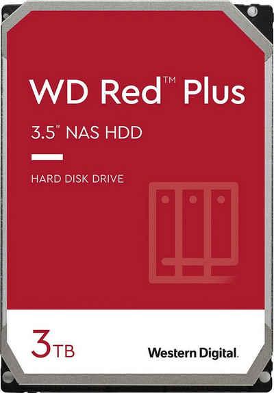 """Western Digital »WD Red Plus« HDD-NAS-Festplatte 3,5"""" (3 TB)"""