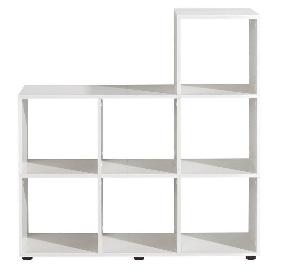 schildmeyer regal pisa online kaufen otto. Black Bedroom Furniture Sets. Home Design Ideas