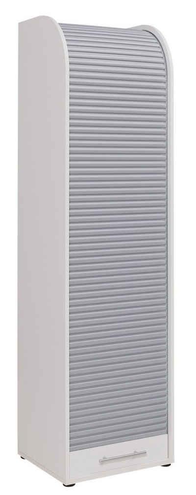 Büroschrank weiß abschließbar  Büroschrank kaufen » Abschließbarer Stauraum | OTTO