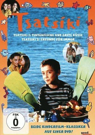 DVD »Tsatsiki 1 / Tsatsiki 2«