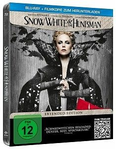 Blu-ray »Snow White & the Huntsman (Steelbook, Extended...«