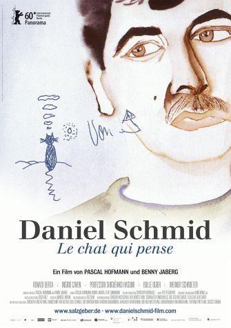 DVD »Daniel Schmid - Le chat qui pense«