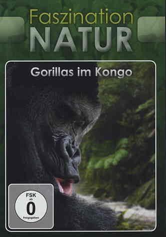 DVD »Faszination Natur - Gorillas im Kongo«