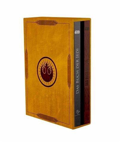 Gebundenes Buch »Star-Wars-Schuber - Das Buch der Jedi und Das...«