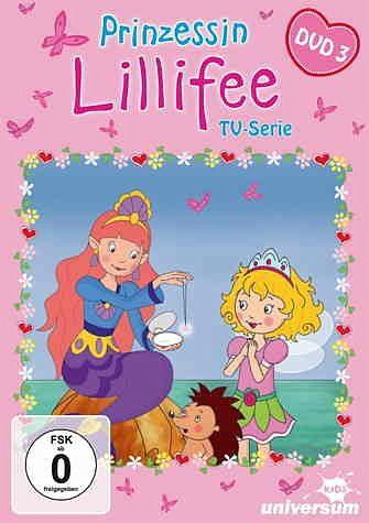 DVD »Prinzessin Lillifee - DVD 3«