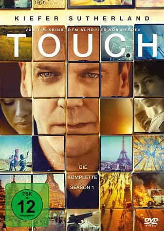 DVD »Touch - Season 1 (3 Discs)«