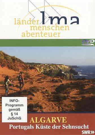 DVD »Länder, Menschen, Abenteuer - Algarve:...«