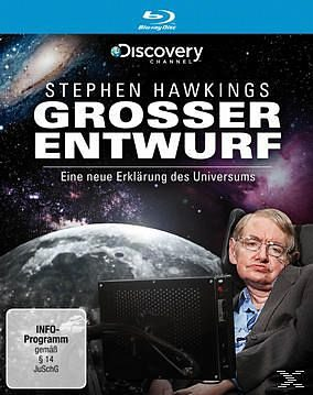 Blu-ray »Stephen Hawkings großer Entwurf - Eine neue...«
