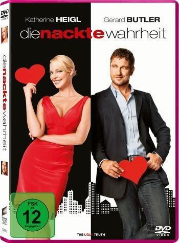 DVD »Die nackte Wahrheit«