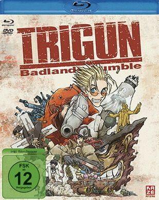 Blu-ray »Trigun: Badlands Rumble (+ DVD)«