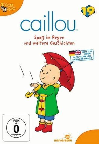 DVD »Caillou 19 - Spaß im Regen und weitere...«