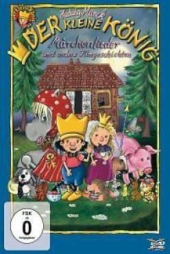 DVD »Der kleine König - Märchenlieder und andere...«
