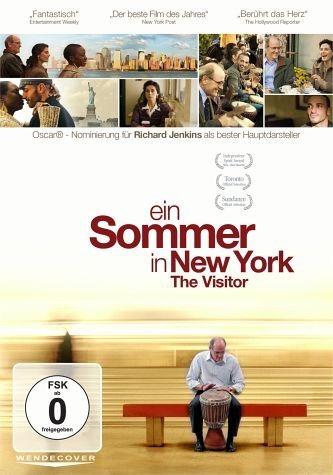 DVD »Ein Sommer in New York - The Visitor (Einzel-DVD)«
