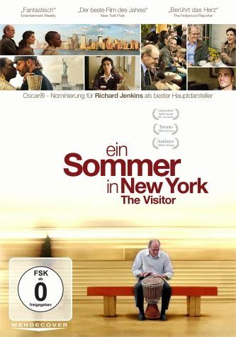 DVD »Ein Sommer in New York - The Visitor (Einzel-DVD)«