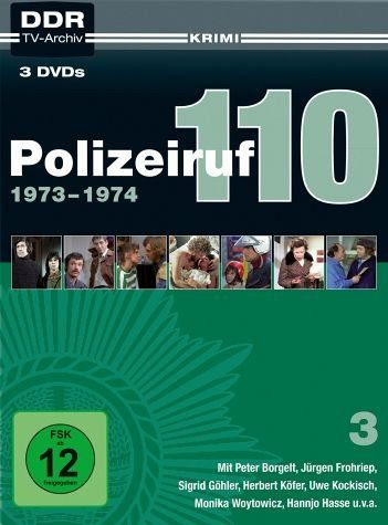 DVD »Polizeiruf 110 - Box 03 (3 Discs)«