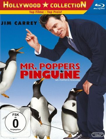 Blu-ray »Mr. Poppers Pinguine«