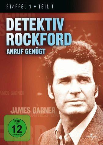 DVD »Detektiv Rockford - Staffel 1.1 (4 Discs)«