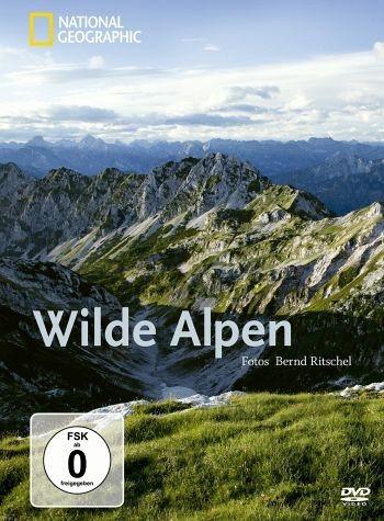 DVD »National Geographic - Wilde Alpen«