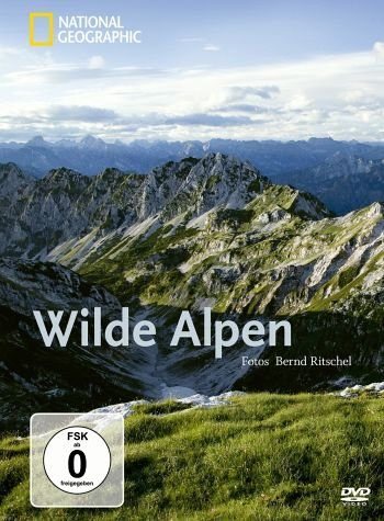 DVD »National Geographic - Wilde Alpen«