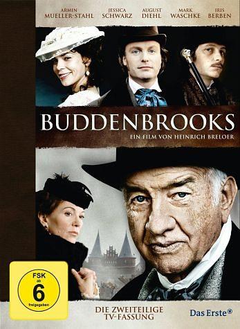 DVD »Buddenbrooks - Die zweiteilige TV-Fassung (2...«