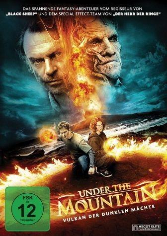 DVD »Under the Mountain - Vulkan der dunklen Mächte«