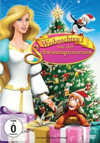 DVD »Weihnachten mit der Schwanenprinzessin«